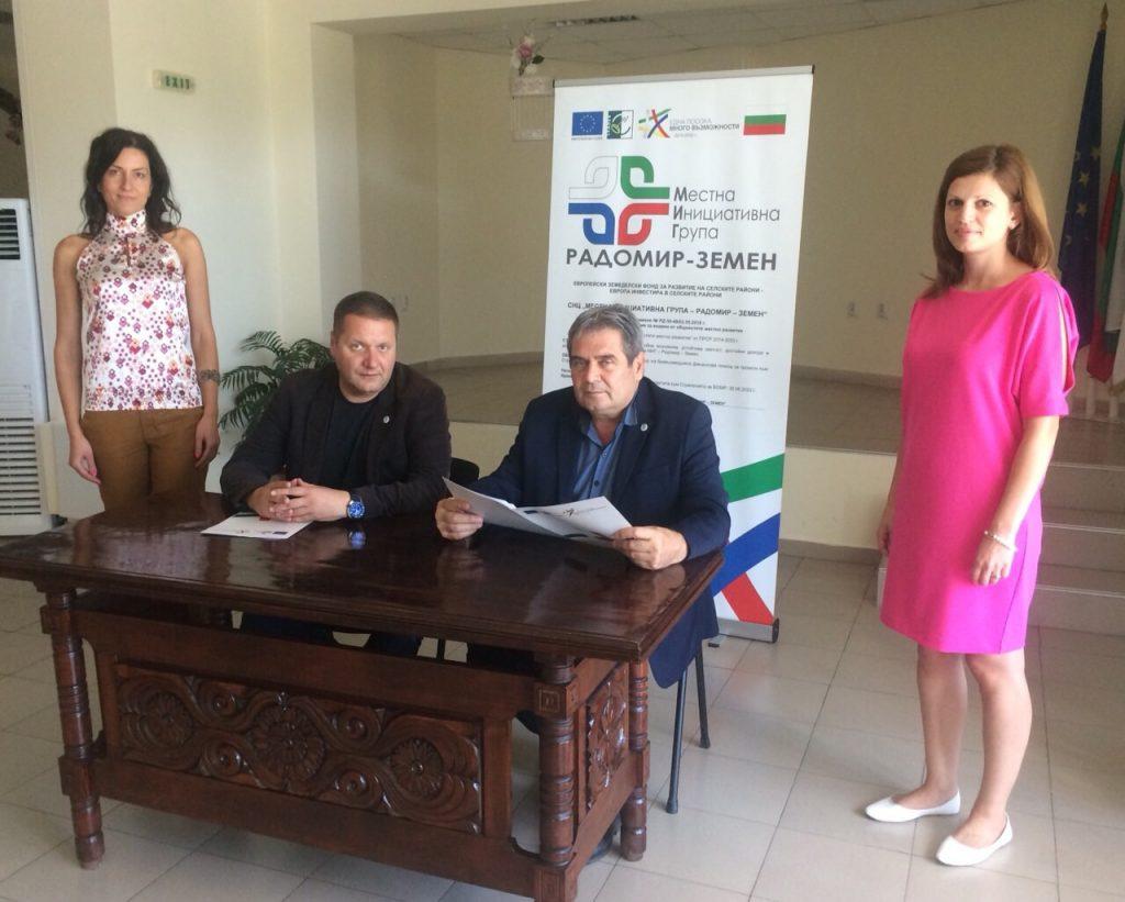 Пламен Алексиев полчуава решение за одобрение на проектите